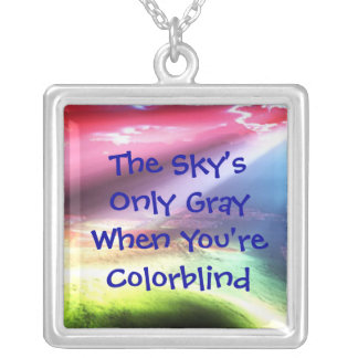 The Sky's Only Gray Jewelry