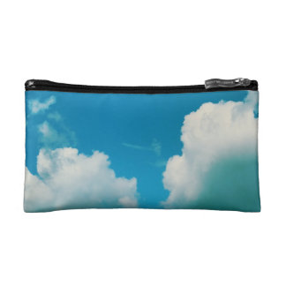 The Sky's the Limit cosmetic bag