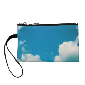 The Sky's the Limit key coin clutch Coin Purse