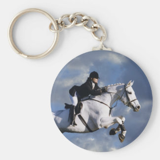 The Sky's The Limit Key Ring