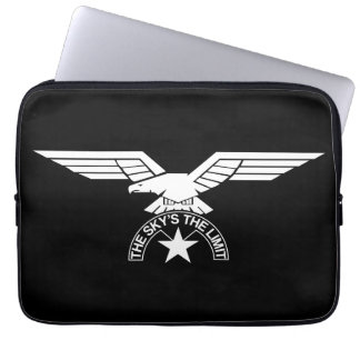 The Sky's The Limit Laptop Sleeve. Laptop Sleeve