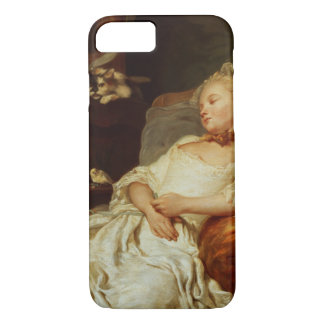 The Sleeper, 1759 (oil on canvas) iPhone 7 Case