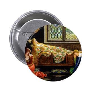 The Sleeping Beauty Pin