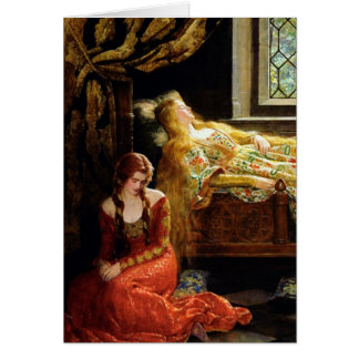 The Sleeping Beauty Card