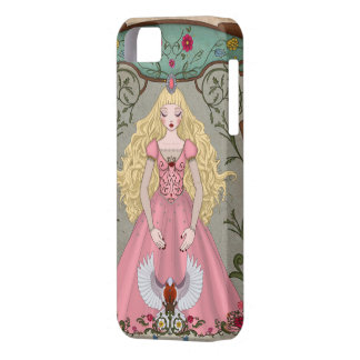 The sleeping beauty iPhone 5 cover