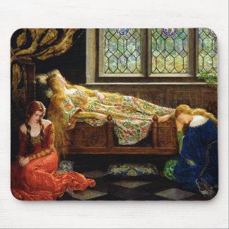 The Sleeping Beauty Mousepads
