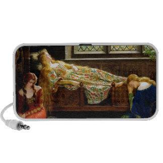 The Sleeping Beauty Laptop Speakers