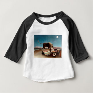 The Sleeping Gypsy Baby T-Shirt