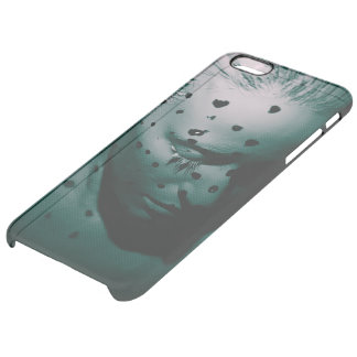 The Sleeping Lady of the Waves Clear iPhone 6 Plus Case