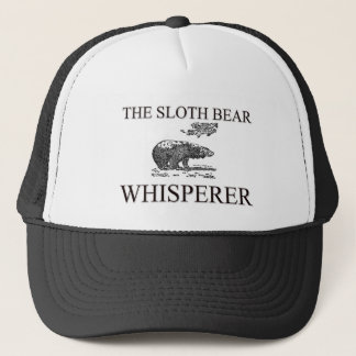 The Sloth Bear Whisperer Trucker Hat