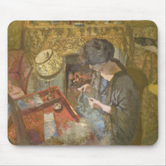 The Small Drawing Room Mouse Pad
