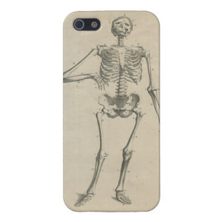 The Smiling Skeleton iPhone 5 Cover