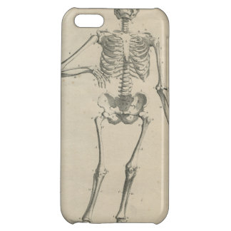 The Smiling Skeleton Case For iPhone 5C