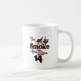 The Smoke Has Risen Coffee Mug