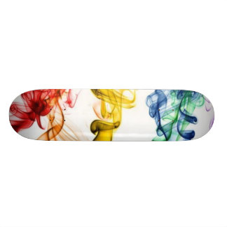 The Smoking Colors Skate Board Deck
