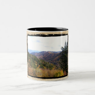 The Smoky Mountains Mug