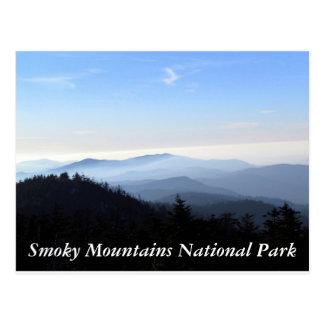 The Smoky Mountains Postcard