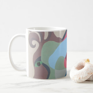 The snail which goes coffee mug