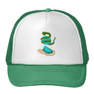 The Snake Mesh Hats