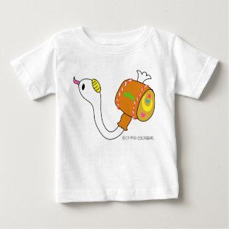The snake it is dense hammer and HEBI KODUCHI Baby T-Shirt
