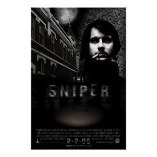 'The Sniper' Poster 1