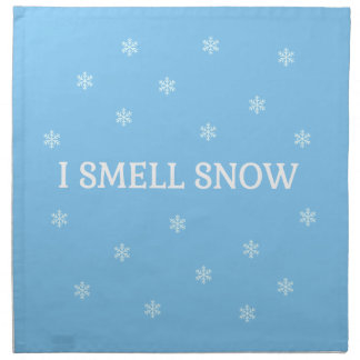 The Snow Lover Napkin
