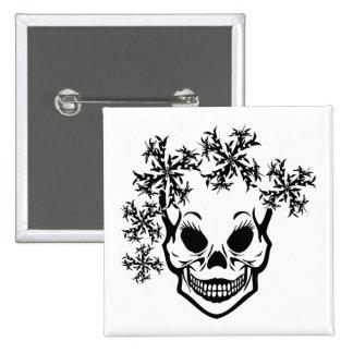 The Snow Queen Pinback Button