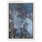 The Snow Queen by Edmund Dulac Card