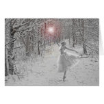 The Snow Queen Card