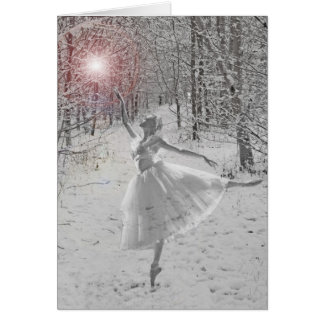 The Snow Queen Card