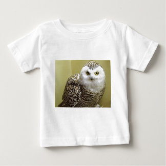 The Snowy Owl Baby T-Shirt