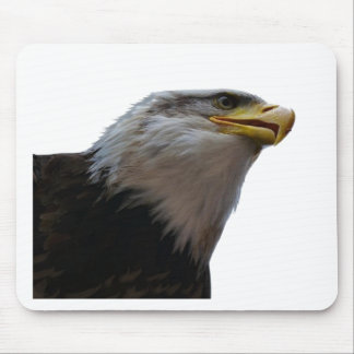 THE SOARING FREEDOM MOUSE PAD
