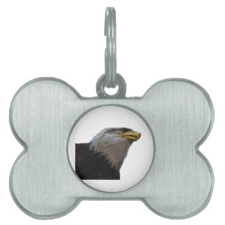 THE SOARING FREEDOM PET NAME TAG