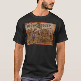 The Social Game of Croquet T-Shirt