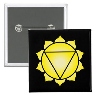 The Solar Plexus Chakra Pin