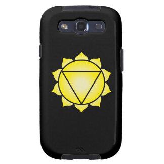 The Solar Plexus Chakra Samsung Galaxy S3 Case