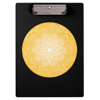 The Solar Plexus Chakra Clipboard