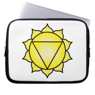 The Solar Plexus Chakra Computer Sleeve