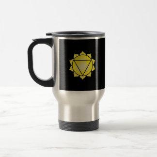 The Solar Plexus Chakra Mugs
