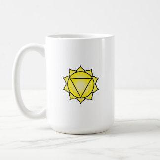 The Solar Plexus Chakra Coffee Mug