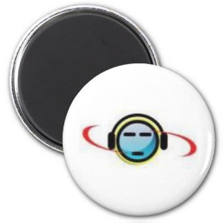 The Solar System 6 Cm Round Magnet