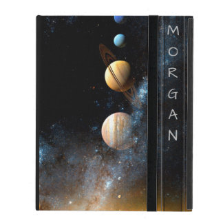 The Solar System iPad Case