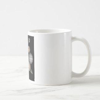 The solar system range our planets coffee mug