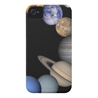 The solar system range our planets iPhone 4 case