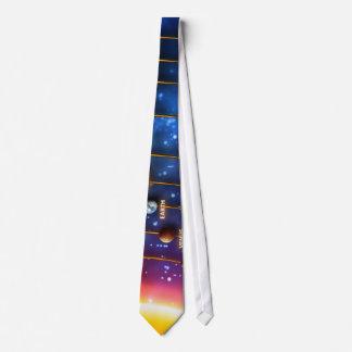 The Solar System Tie