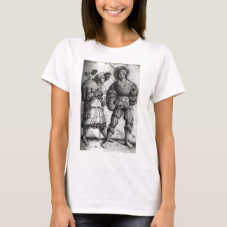 """The Soldier and His Wife"" - Landsknecht T-Shirt"