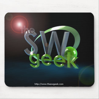 The SolidWorks Geek Mousepad