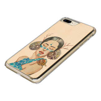 The song of the Sirens Carved iPhone 8 Plus/7 Plus Case