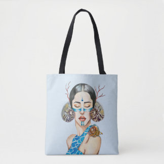 The song of the Sirens Tote Bag