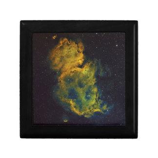 The Soul Nebula Small Square Gift Box